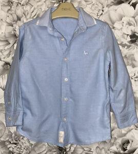 Boys Age 3-4 Years - Jasper Conran Long Sleeved Shirt