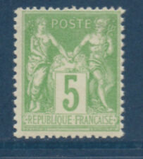 TIMBRE N° 102 NEUF ** SANS CHARNIERE - GOMME ORIGINALE COTE 52 EUROS ( + VALUE)