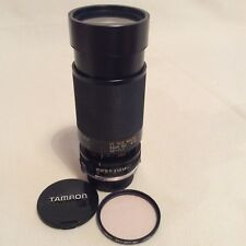 TAMRON 80-210mm ADAPTALL LENS WITH OLYMPUS MOUNT