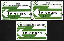 More details for cyprus 3 deep notch early gpt phonecards