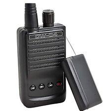 LIGHTNINGCELL WIRELESS AUDIO TRANSMITTER  SPY BUG LISTENING DEVICE+2GB CARD