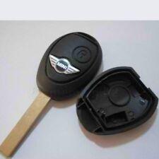 CARCASA CLAVE caja mando a distancia llave inteligente llave bmw MINI COOPER S