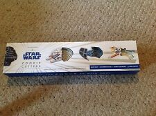 New in box, Williams-Sonoma  Set of 4 Star Wars Vehicles Cookie Cutters