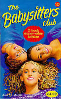 """(Good)-The Babysitters Club Collection: """"Mary Anne and the Great Romance"""", """"Mall"""