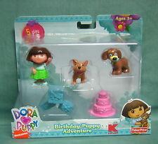 DORA THE EXPLORER-BIRTHDAY PUPPY ADVENTURE (5 PIECES)