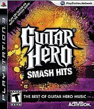 Guitar Hero Smash Hits PS3 Game - Sony PlayStation 3