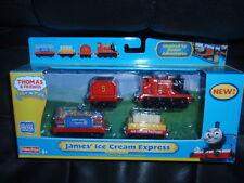Thomas & Friends take n play JAMES' ICE CREAM EXPRESS