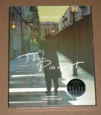 The Pianist Lenticular Slip Blu Ray Steelbook Sealed Kimchi DVD Exclusive New