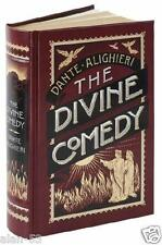 DANTE'S DIVINE COMEDY ~ LEATHER GIFT EDITION HC ~ PROFUSELY ILLUS by GUSTAV DORE