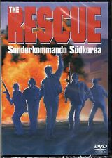 The Rescue 100 Uncut DVD Region2 and Kevin Dillon / Usa1988