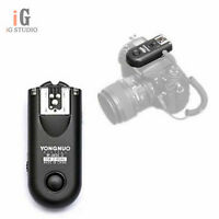 1pcs Yongnuo RF-603II 2.4GHz Wireless Remote Flash Trigger Receiver for Canon