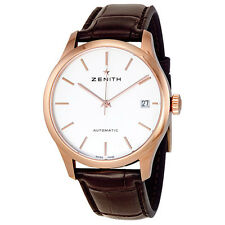 Zenith Heritage Port Royal Rose Gold Mens Watch 1850002572PC01C498
