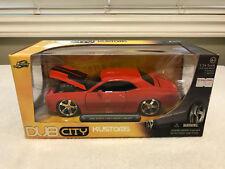 JADA Dub City Kustoms 2006 Dodge Challenger Concept 1:24 Orange Rare Version