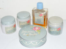 Vintage Debutante Daggett & Ramsdell Toilet Water Face Powder Hand Creams Set