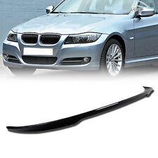 Carbon Fiber For  BMW E90 3ER HIGH KICK PERFORMANCE P TYPE REAR SPOILER WING