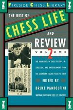 The Best of Chess Life and Review Vol. 2 by Bruce Pandolfini (1988, Board Book)