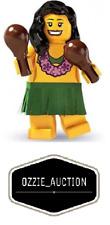 Lego Minifigures Series 3 - Hula Dancer - Hawaiian [8803]