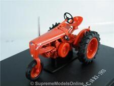 OTO C 18 R3 TRACTOR 1953 MODEL ORANGE CLASSIC FARMING VEHICLE VERSION R0154X{:}
