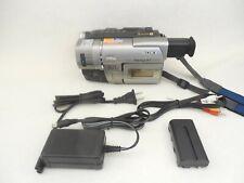 New ListingSony Handycam Ccd-Trv57 8mm Hi-8 Analog Camcorder Vg Condition 90-Day Warranty