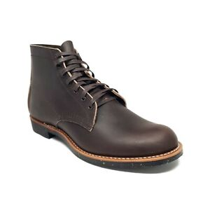 """Red Wing 6"""" Merchant Boots 8061 in Ebony Mens Size 10.5 & 11"""
