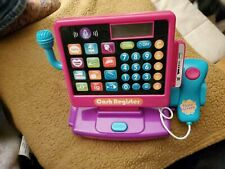 Spark Create Imagine Interactive Toy Cash Register Realistic Lights & Talks