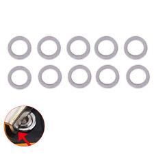 10Pcs 2mm Bicycle Chain Wheel Screw Washer Alloy Spacer Double Change Single  PF