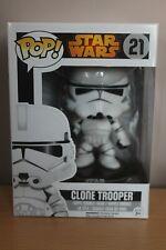 Funko Pop! - Star Wars #21 - Clone Trooper