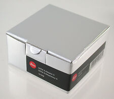 LEICA S-Adapter C 16038 lens Optik Zeiss Contax 645 Body S2 S-E 006 007 neu new
