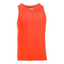Vêtements de fitness orange pour homme taille XL