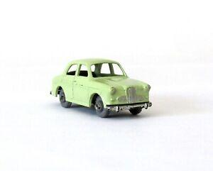 Vintage Lesney Moko Matchbox #57-A Wolseley 1500 Sedan GRAY WHEEL NEAR MINT 1958