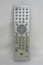 Sansui 076R0HE02B Factory Original TV/DVD Combo Remote LCDVD200B, CFTD2052