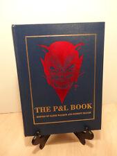P And L  Book 1st edit magic Bryon Walker signed 1 of 950 Rare.