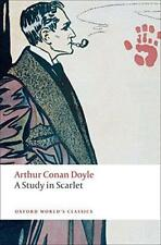 A Study in Scarlet (Oxford World's Classics) by Doyle, Sir Arthur Conan   Paperb