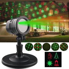 Etapa LED Iluminación Mini R & G Proyector láser Party Club DJ Luz Navidad Decor