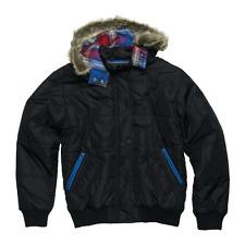 ONE INDUSTRIES WOMENS CHACHI PUFFER JACKET COAT JET BLACK coat motocross mx