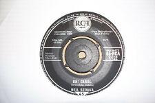 NEIL SEDAKA,  OH CAROL,  RCA RECORDS 1959
