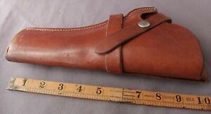 Vintage Lawrence 1C holster 502 for Colt I .357, Python Officer Model Match 6 in