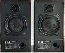 Vintage Genuine Soviet HiFi high quality USSR speakers Radiotehnika S-30