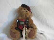 Vintage Boyds Bears Edmund T Bear The Boyds Collection Style No. 9175 Retired