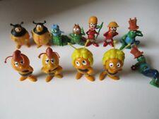 12 x Ü-Ei Figuren Die Biene Maja 1986 komplett Komplettsatz