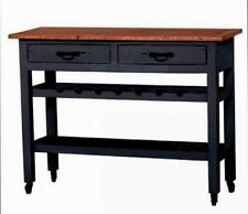 Table Console Sofa Sideboard Wine Rack Modern Farmhouse Boho Pottery Barn Look