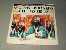 Screamin' Jay Hawkins & Lillian Briggs -LP 1962 Coronet CXS-218