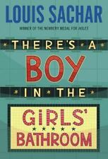 There's a Boy in the Girls' Bathroom-ExLibrary