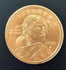 2000 P Sacagawea Mint Dollar US Coin