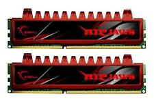 4GB G.Skill DDR3 PC3-10666 1333MHz Ripjaw Series (9-9-9-24) Dual kit for Intel