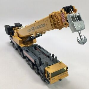 Siku Mega Lifter Scale 1:55 Product Number 4311 Yellow Crane