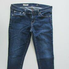 AG Adriano Goldschmied The Stilt Womens Jeans Size W28 L30 Cigarette Leg Blue