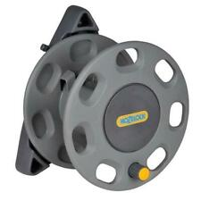More details for hozelock 2420 30m compact hose pipe storage wall mounted reel