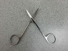6x A&P Surigcal Co. Iris Curved Surgical Dental Scissors 4.5""