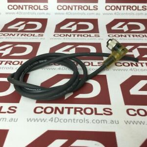 E221474 | Phoenix Contact | 300V Cable 3 Meter 4 Pin Male Connector - Used